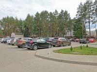 health resort Plissa - Parking