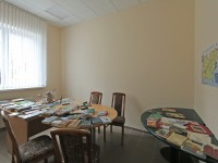 санаторий Плисса - Библиотека