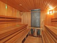health resort Plissa - Sauna Finnish
