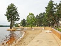 health resort Plissa - Beach