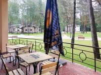 health resort Plissa - Summer terrace