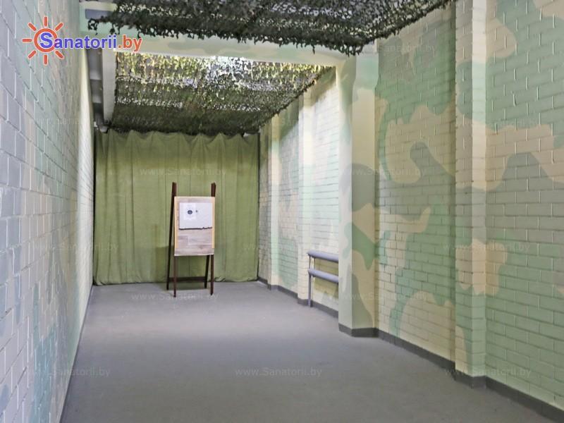 Санаторыі Беларусі - санаторый Плiса - Цір