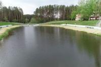 санатория Ислочь - Водоём