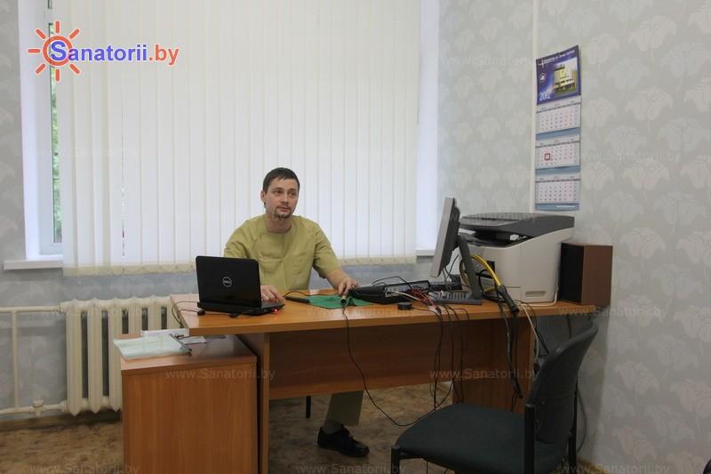 Санатории Белоруссии Беларуси - санаторий Ислочь - Иглорефлексотерапия