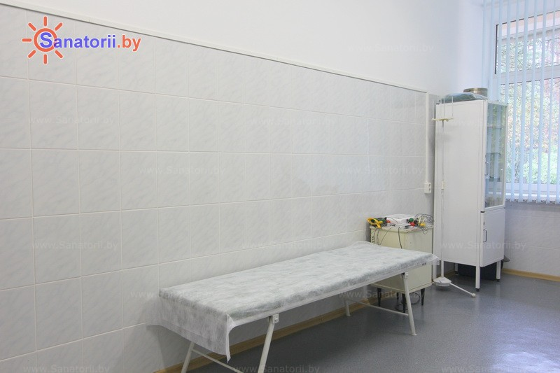 Санатории Белоруссии Беларуси - санаторий Ислочь - Электрокардиография