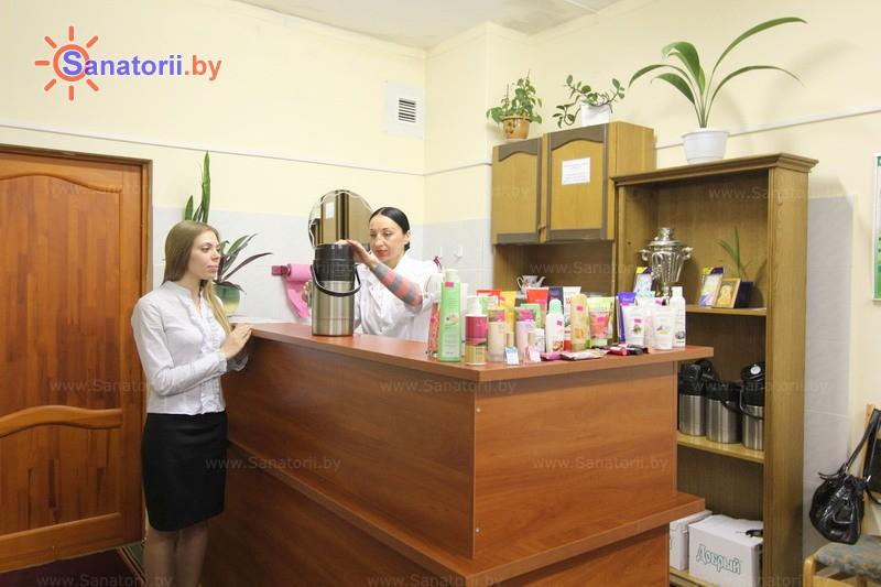 Санатории Белоруссии Беларуси - санаторий Ислочь - Фитотерапия