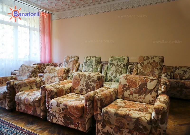 Санатории Белоруссии Беларуси - санаторий Ислочь - Ароматерапия