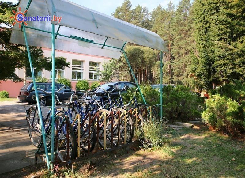 Санатории Белоруссии Беларуси - санаторий Ислочь - Пункт проката