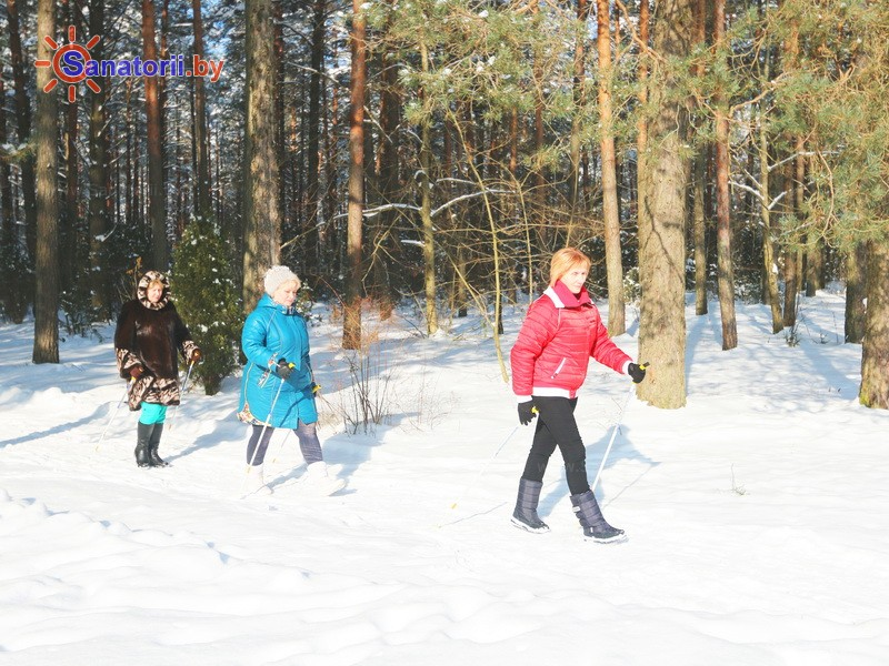 Санаторыі Беларусі - санаторый Іслач - Святлолячэнне