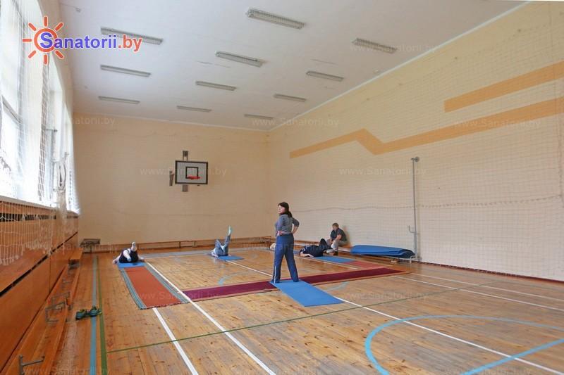 Санатории Белоруссии Беларуси - санаторий Ислочь - Лечебная физкультура (ЛФК)