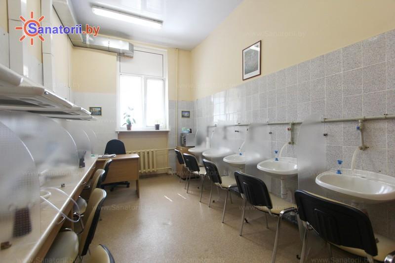 Санатории Белоруссии Беларуси -  Центр медицинской реабилитации и бальнеолечения - Ингаляции (аэрозольтерапия)