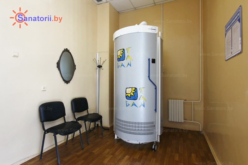 Санатории Белоруссии Беларуси -  Центр медицинской реабилитации и бальнеолечения - Солярий