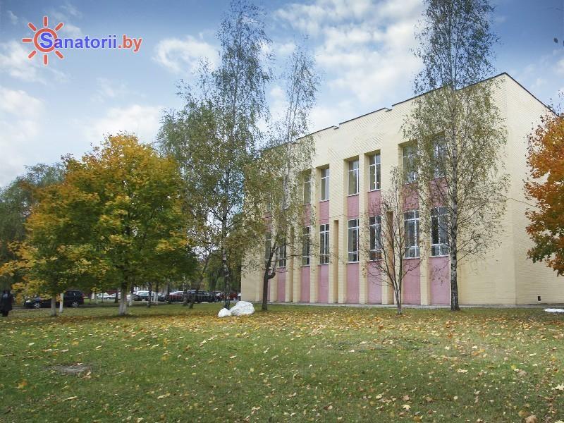Санатории Белоруссии Беларуси -  Центр медицинской реабилитации и бальнеолечения - корпус ЛФК
