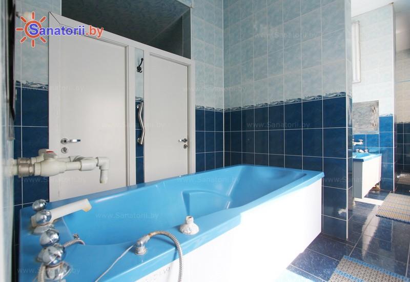 Санатории Белоруссии Беларуси -  Центр медицинской реабилитации и бальнеолечения - Ванны общие