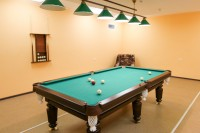 The Republican Hospital of Speleo treatment - Billiards