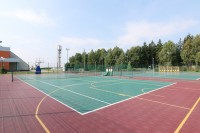 health-improving center Silichi - Tennis court