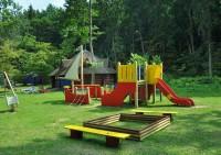 оздоровительный центр Силичи - Детская площадка