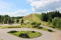 оздоровительного центра Силичи - Территория и природа