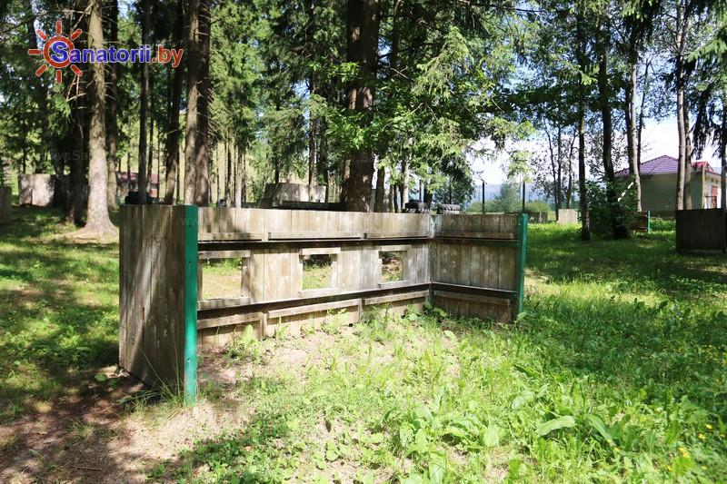 Санатории Белоруссии Беларуси - оздоровительный центр Силичи - Инфраструктура