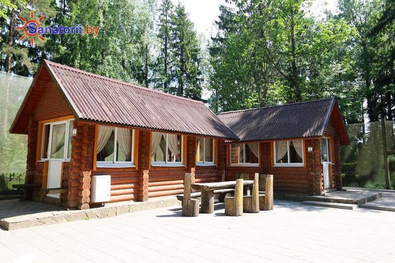 Санатории Белоруссии Беларуси - оздоровительный центр Силичи - Площадка для шашлыков