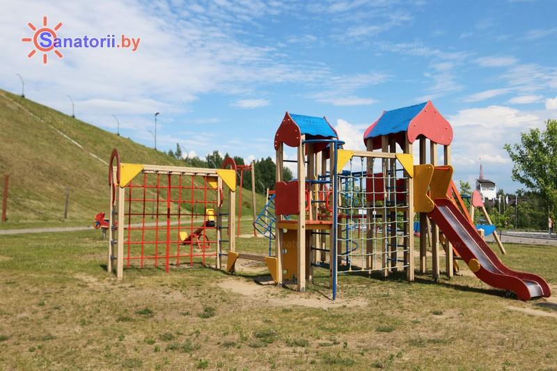 Санатории Белоруссии Беларуси - оздоровительный центр Силичи - Детская площадка
