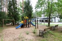 оздоровительный комплекс Ислочь-Парк - Детская площадка