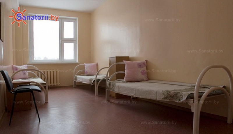 Санатории Белоруссии Беларуси - РДБМР Острошицкий городок - Номерной фонд