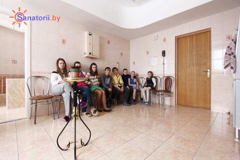 Санатории Белоруссии Беларуси - РДБМР Острошицкий городок - Ароматерапия