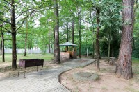 health resort Chaika - Barbeque site