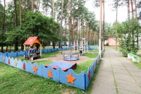 санаторий Чайка - Детская площадка