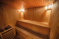 health resort Chaika - Sauna Finnish