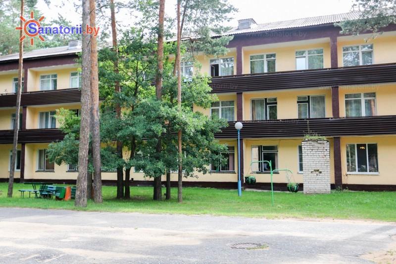 Санатории Белоруссии Беларуси - санаторий Чайка - корпус №8