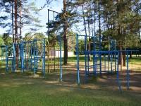 санаторий Нарочанка - Детская площадка