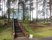 санатория Нарочанка - Территория и природа