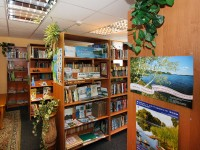 санаторий Нарочанка - Библиотека