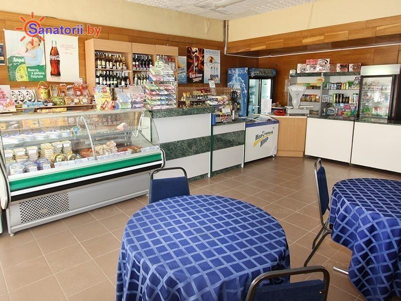Санатории Белоруссии Беларуси - санаторий Нарочанка - Магазин