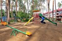 санаторий Василёк - Детская площадка