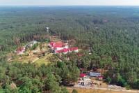 санатория Василёк - Территория и природа