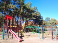 health resort Alesya - Playground for children