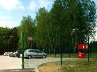 health resort Alesya - Parking