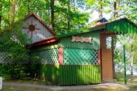 санаторый Алеся - Пляцоўка для шашлыкоў