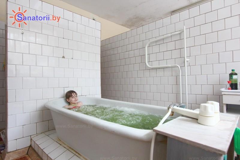 Санатории Белоруссии Беларуси - санаторий Алеся - Ванны жемчужные
