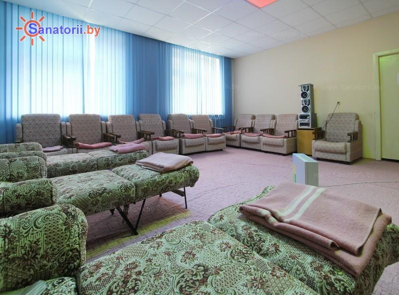 Санатории Белоруссии Беларуси - санаторий Алеся - Ароматерапия