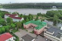 санатория Белорусочка - Территория и природа