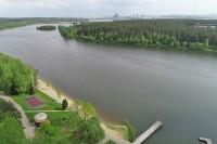 health resort Belorusochka - Water reservoir