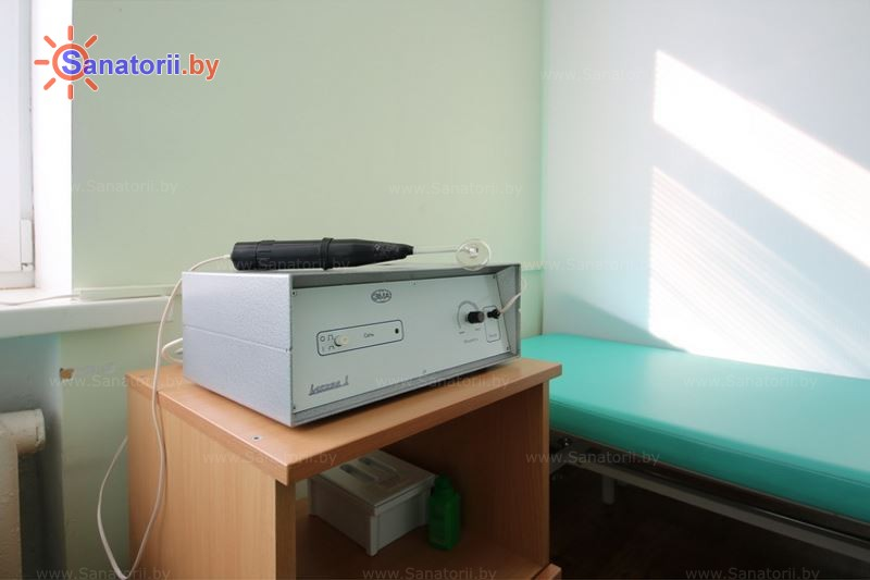 Санатории Белоруссии Беларуси - санаторий Белорусочка - Электролечение