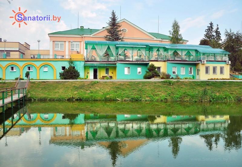 Санатории Белоруссии Беларуси - санаторий Белорусочка - СПА-центр
