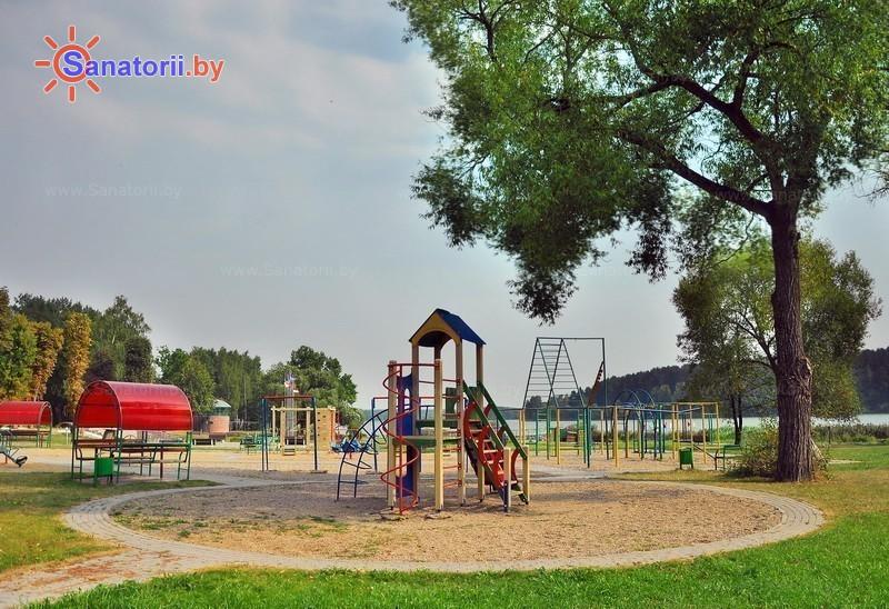 Санатории Белоруссии Беларуси - санаторий Белорусочка - Детская площадка
