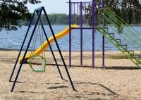 санаторий Берестье - Детская площадка