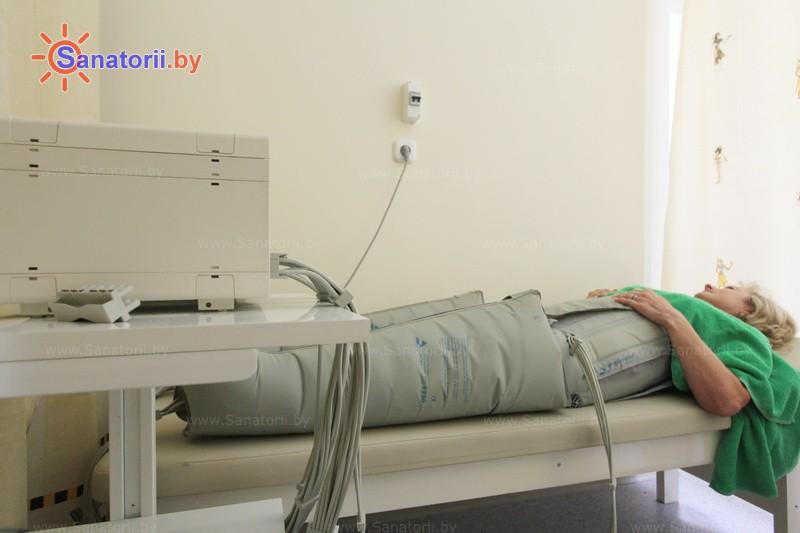 Санатории Белоруссии Беларуси - санаторий Берестье (Брестагроздравница) - Компрессионная терапия